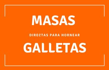 Masas de Galletas